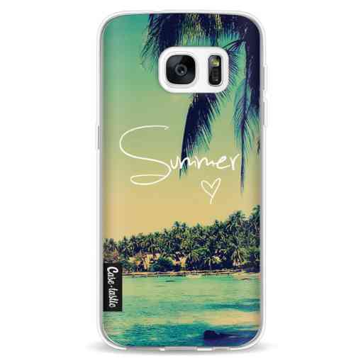 Casetastic Softcover Samsung Galaxy S7 - Summer Love