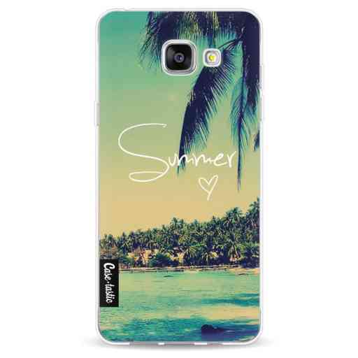 Casetastic Softcover Samsung Galaxy A5 (2016) - Summer Love