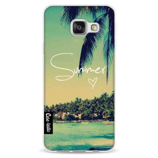 Casetastic Softcover Samsung Galaxy A3 (2016) - Summer Love