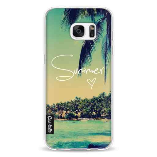 Casetastic Softcover Samsung Galaxy S7 Edge - Summer Love