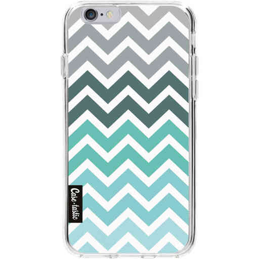 Casetastic Softcover Apple iPhone 6 / 6s  - Tiffany Fade Chevron