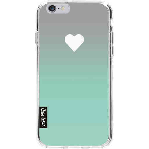 Casetastic Softcover Apple iPhone 6 / 6s  - Tiffany Heart Fade