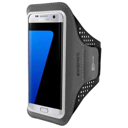 Casetastic Comfort Fit Sport Armband Samsung Galaxy S7 Edge Black