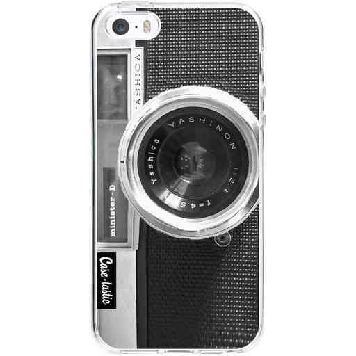 Casetastic Softcover Apple iPhone 5 / 5s / SE - Camera
