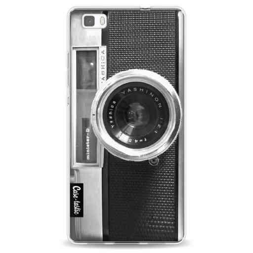 Casetastic Softcover Huawei P8 Lite (2015) - Camera
