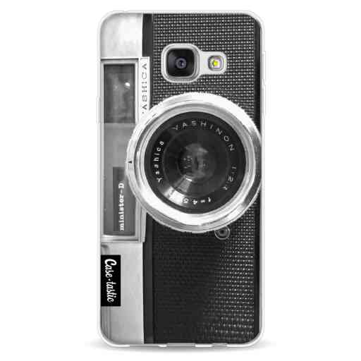 Casetastic Softcover Samsung Galaxy A3 (2016) - Camera