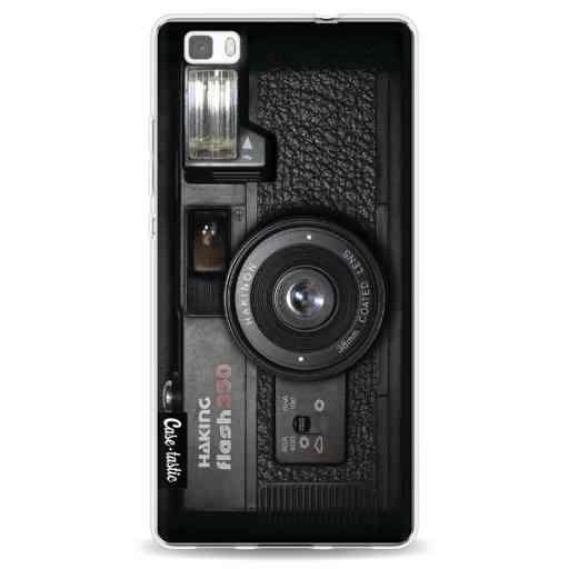 Casetastic Softcover Huawei P8 Lite (2015) - Camera 2