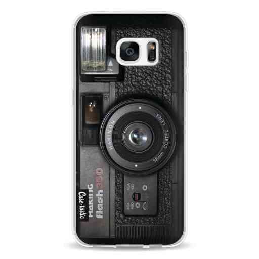 Casetastic Softcover Samsung Galaxy S7 Edge - Camera 2