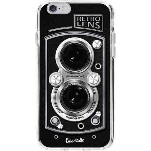 Casetastic Softcover Apple iPhone 6 / 6s  - Camera Retro Lens