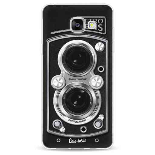 Casetastic Softcover Samsung Galaxy A5 (2016) - Camera Retro Lens