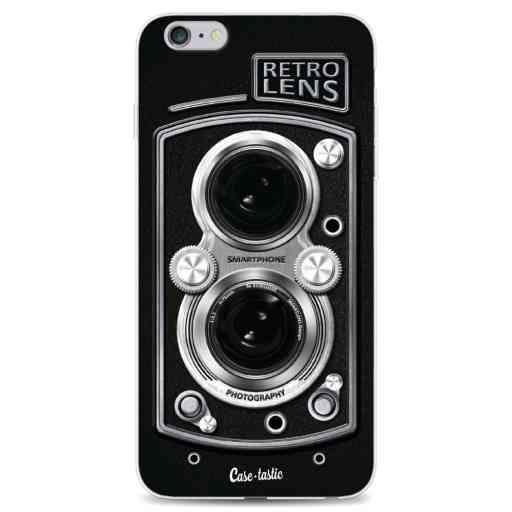 Casetastic Softcover Apple iPhone 6 Plus / 6s Plus - Camera Retro Lens