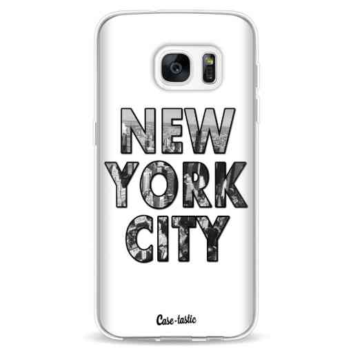 Casetastic Softcover Samsung Galaxy S7 - New York City