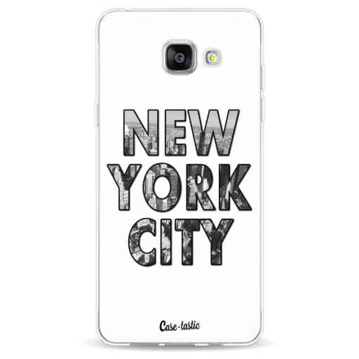 Casetastic Softcover Samsung Galaxy A5 (2016) - New York City