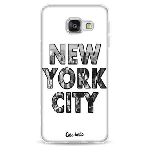Casetastic Softcover Samsung Galaxy A3 (2016) - New York City