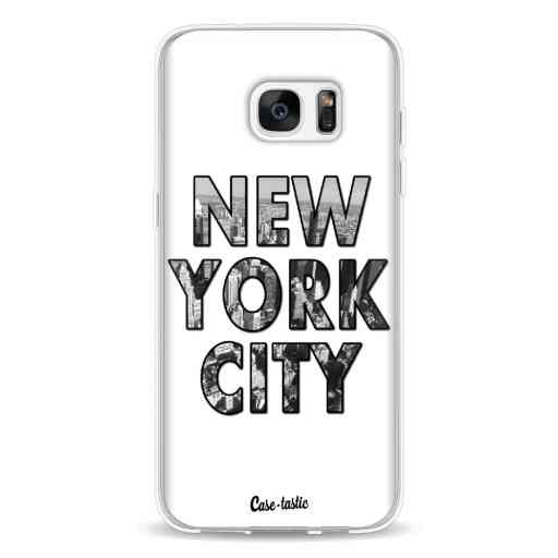 Casetastic Softcover Samsung Galaxy S7 Edge - New York City