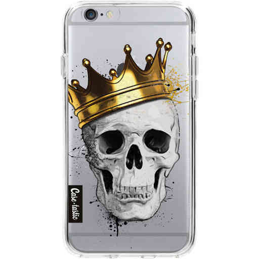 Casetastic Softcover Apple iPhone 6 / 6s  - Royal Skull