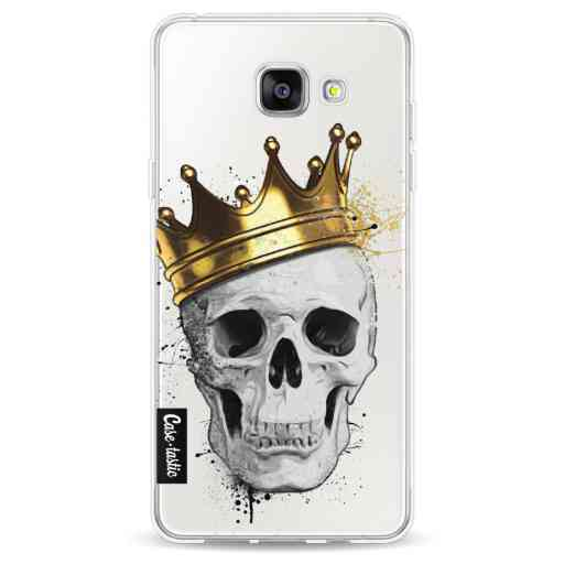 Casetastic Softcover Samsung Galaxy A5 (2016) - Royal Skull