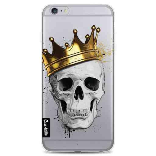 Casetastic Softcover Apple iPhone 6 Plus / 6s Plus - Royal Skull