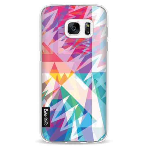 Casetastic Softcover Samsung Galaxy S7 - Triangle Feast
