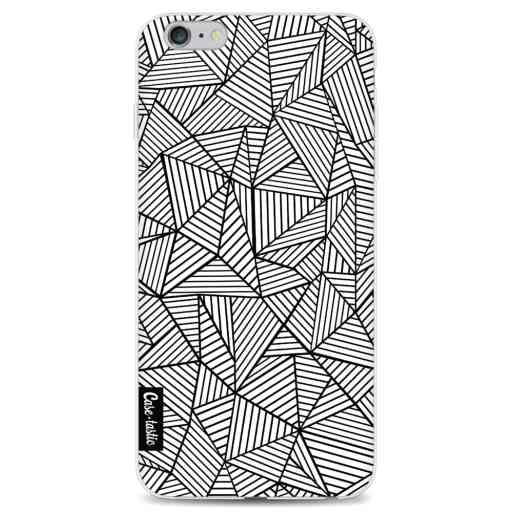 Casetastic Softcover Apple iPhone 6 Plus / 6s Plus - Abstraction Lines