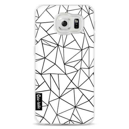 Casetastic Softcover Samsung Galaxy S6 - Abstraction Outline