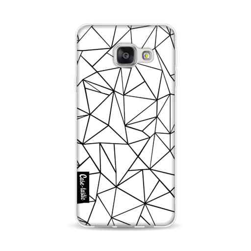 Casetastic Softcover Samsung Galaxy A3 (2016) - Abstraction Outline