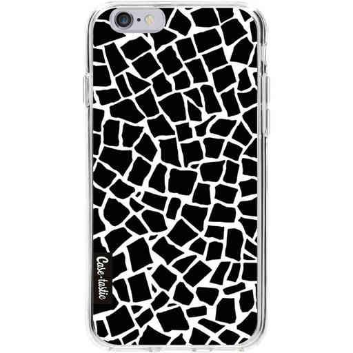 Casetastic Softcover Apple iPhone 6 / 6s  - British Mosaic Black