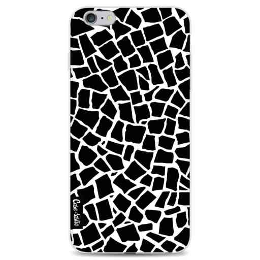 Casetastic Softcover Apple iPhone 6 Plus / 6s Plus - British Mosaic Black