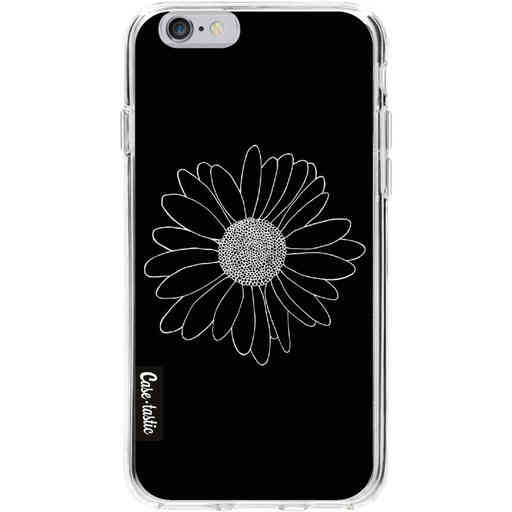 Casetastic Softcover Apple iPhone 6 / 6s  - Daisy Black