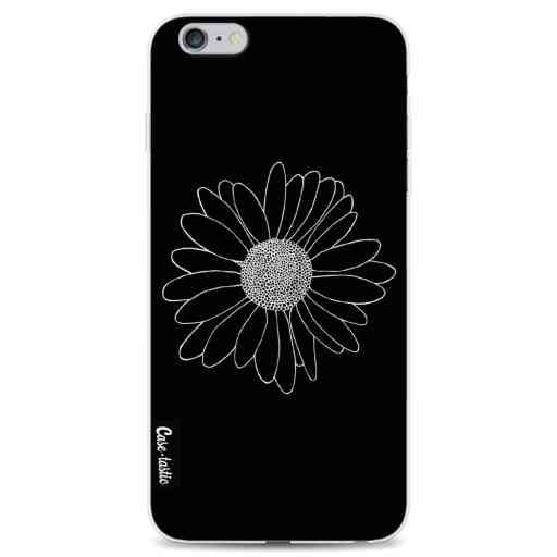 Casetastic Softcover Apple iPhone 6 Plus / 6s Plus - Daisy Black