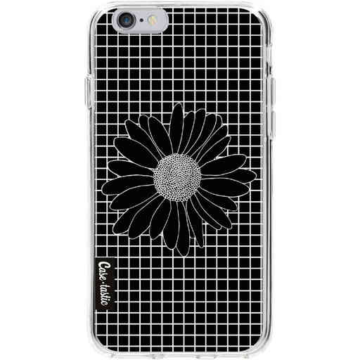 Casetastic Softcover Apple iPhone 6 / 6s  - Daisy Grid Black