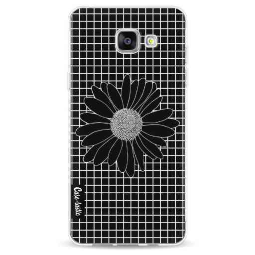 Casetastic Softcover Samsung Galaxy A5 (2016) - Daisy Grid Black