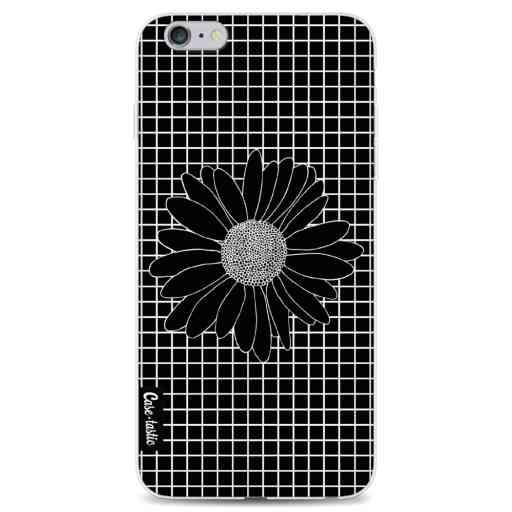 Casetastic Softcover Apple iPhone 6 Plus / 6s Plus - Daisy Grid Black