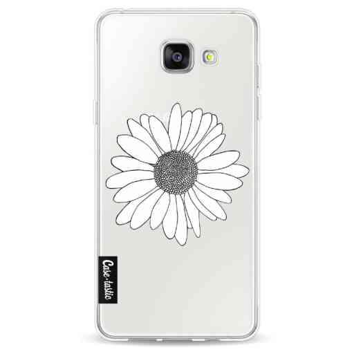 Casetastic Softcover Samsung Galaxy A5 (2016) - Daisy Transparent