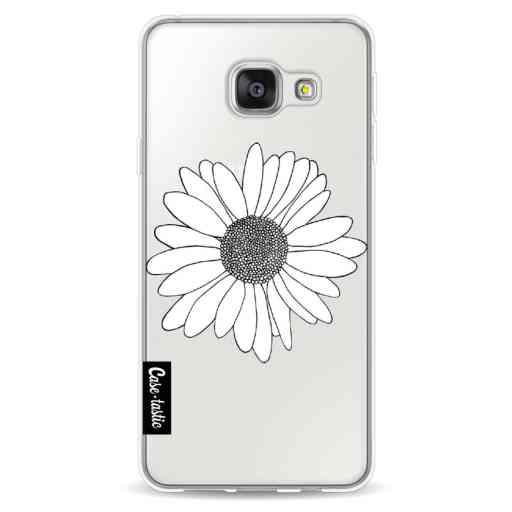 Casetastic Softcover Samsung Galaxy A3 (2016) - Daisy Transparent