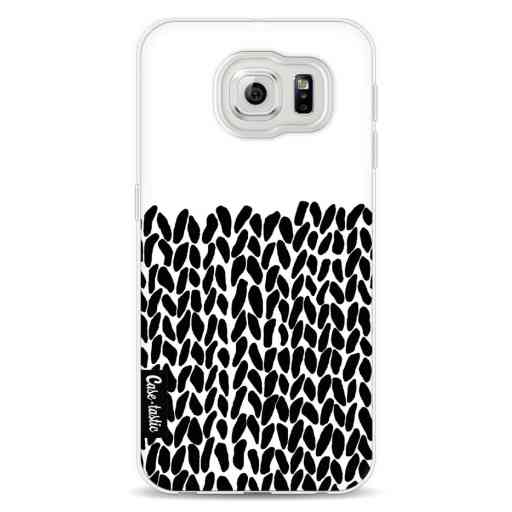 Casetastic Softcover Samsung Galaxy S6 - Half Knit