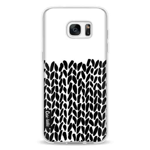 Casetastic Softcover Samsung Galaxy S7 Edge - Half Knit