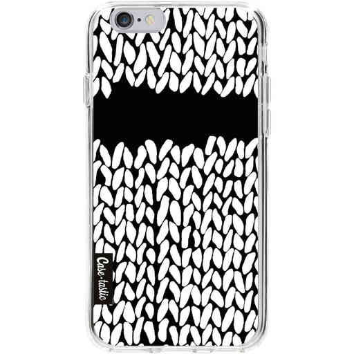 Casetastic Softcover Apple iPhone 6 / 6s  - Missing Knit Black