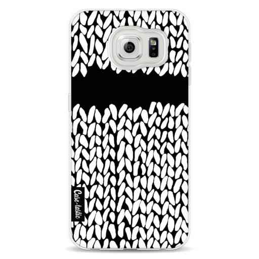 Casetastic Softcover Samsung Galaxy S6 - Missing Knit Black