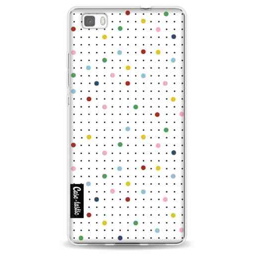 Casetastic Softcover Huawei P8 Lite - Pin Points
