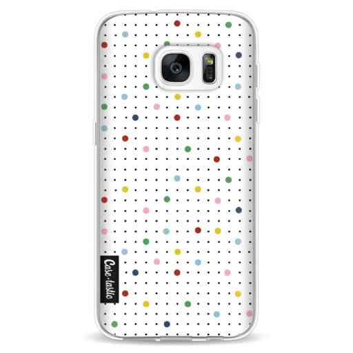 Casetastic Softcover Samsung Galaxy S7 - Pin Points