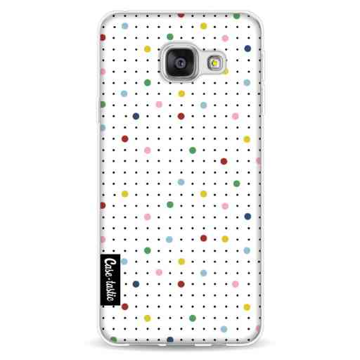 Casetastic Softcover Samsung Galaxy A3 (2016) - Pin Points