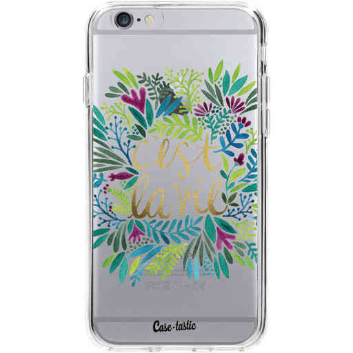 Casetastic Softcover Apple iPhone 6 / 6s  - Cest La Vie Multi