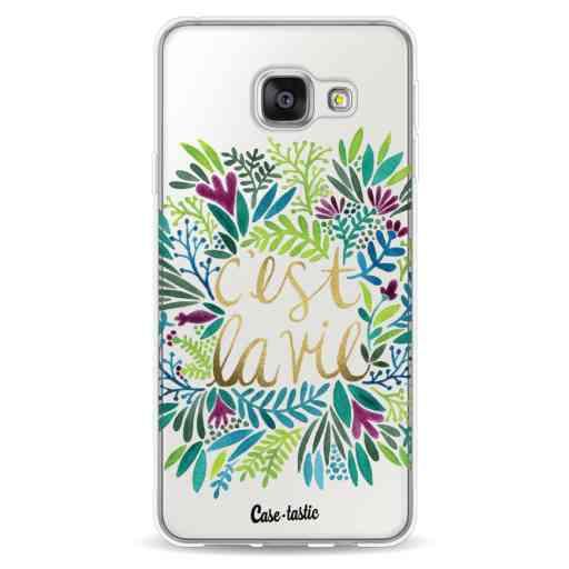 Casetastic Softcover Samsung Galaxy A3 (2016) - Cest La Vie Multi