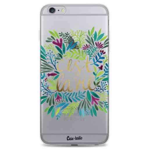 Casetastic Softcover Apple iPhone 6 Plus / 6s Plus - Cest La Vie Multi