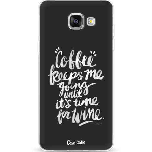 Casetastic Softcover Samsung Galaxy A5 (2016) - Coffee Wine White