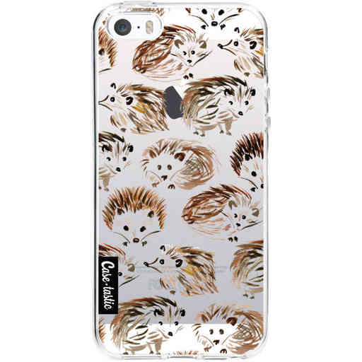 Casetastic Softcover Apple iPhone 5 / 5s / SE - Hedgehogs