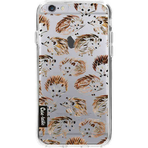 Casetastic Softcover Apple iPhone 6 / 6s  - Hedgehogs