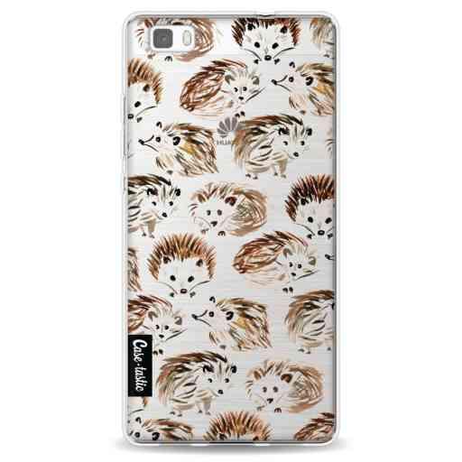 Casetastic Softcover Huawei P8 Lite (2015) - Hedgehogs