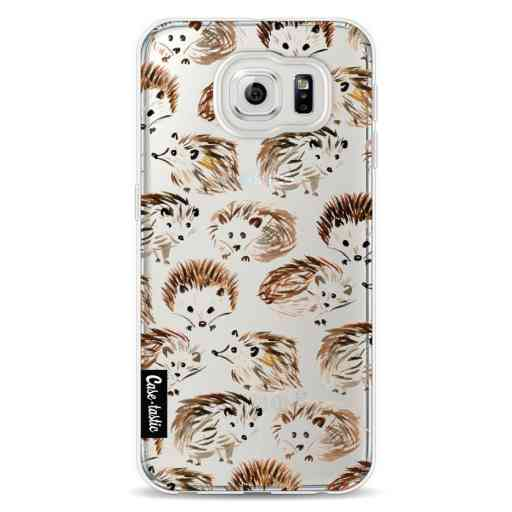 Casetastic Softcover Samsung Galaxy S6 - Hedgehogs